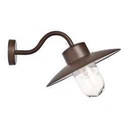 Lampe BELCOUR N°1 clair rouille 46