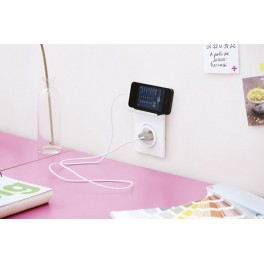 Plaque Odace support Smartphone